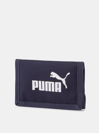 Tmavomodrá peňaženka Puma
