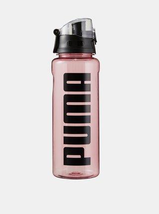 Ružová fľaša na pitie Puma