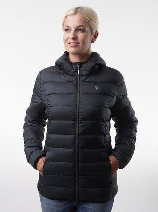 Čierna dámska prešívaná bunda LOAP