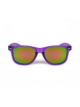 Vuch sluneční brýle Sollary Violet