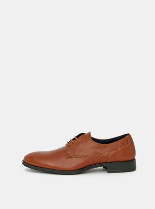 Pantofi si mocasini pentru barbati OJJU - maro