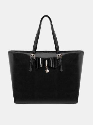 Čierna kabelka LYDC