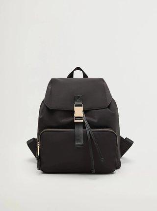 Černý batoh Mango Raymon