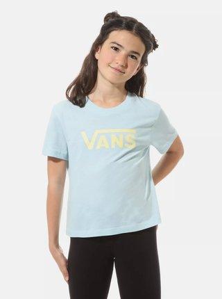 Modré dievčenské tričko VANS
