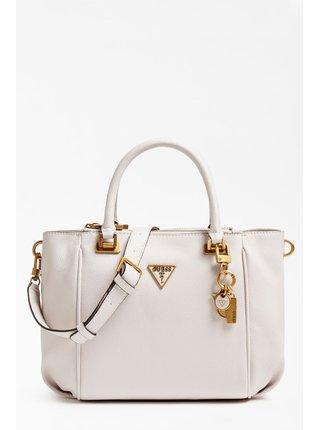Guess krémová kabelka Destiny Strap Handbag