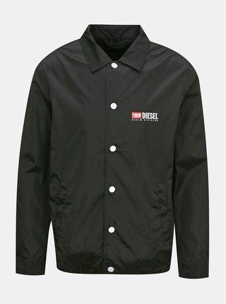 Čierna pánska bunda Diesel