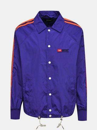 Jachete subtire pentru barbati Diesel - mov