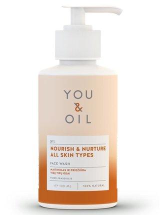 You & Oil You&Oil Mycí gel na obličej pro všechny typy pleti 150 ml