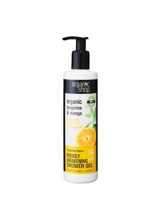 Organic Shop Energizující sprchový gel Mandarinková bouře 280 ml