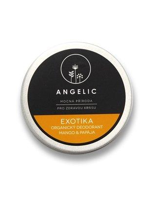 Angelic Exotika Organický deodorant Mango & Papája 50 ml