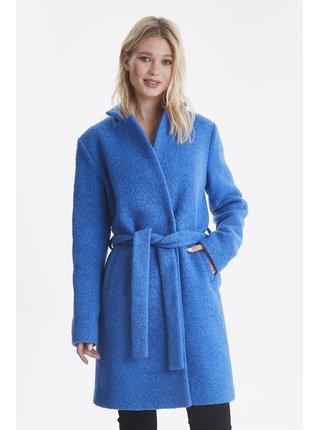 Ichi modrý kabát Ihstipa s vázáním