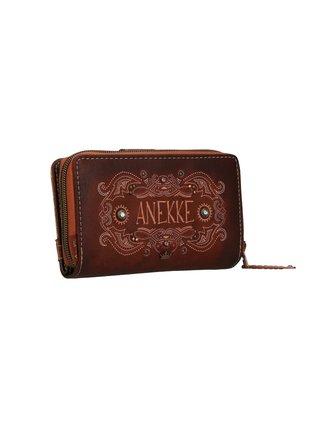 Anekke hnědá peněženka Arizona
