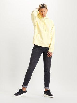 Žlutá dámská mikina s kapucí Levi's®