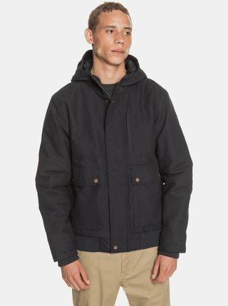 Černá zimní bunda Quiksilver