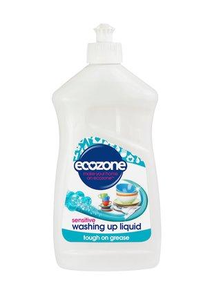 Ecozone Na ruční mytí nádobí Sensitive 500 ml