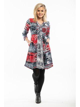 Orientique barevné šaty Danti
