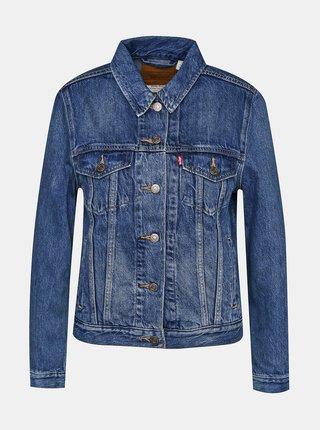 Modrá dámská džínová bunda Levi's®