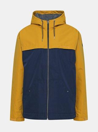 Žluto-modrá bunda Quiksilver