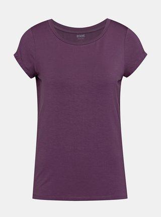 Fialové dámské basic tričko ZOOT Baseline Alva 2