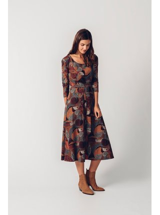 Šaty na denné nosenie pre ženy SKFK