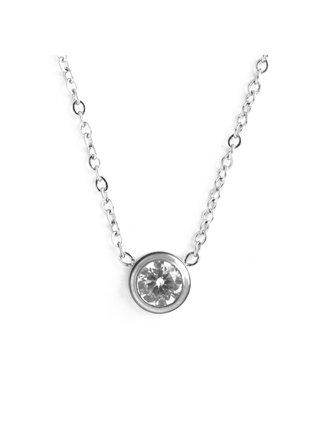 Vuch náhrdelník Velies Silver