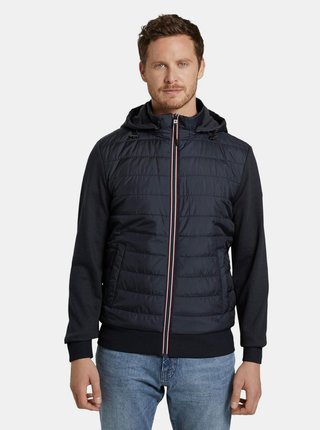 Jachete subtire pentru barbati Tom Tailor - albastru inchis