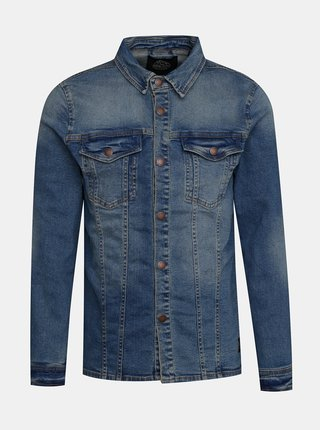 Jachete subtire pentru barbati Shine Original - albastru