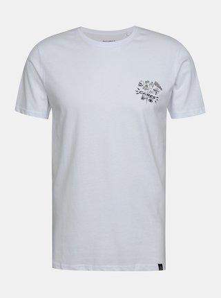 Tricouri pentru barbati Shine Original - alb