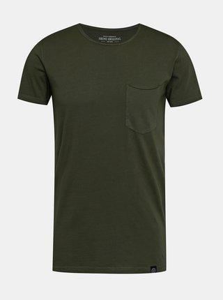 Tricouri pentru barbati Shine Original - kaki