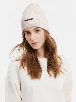 Krémová dámska čiapka Puma