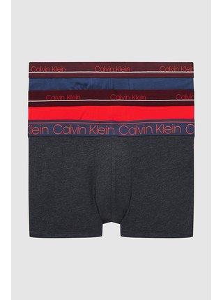 Calvin Klein barevný 3 pack boxerek 3P Trunk