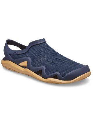 Crocs modré pánské boty Swiftwater Mesh Wave