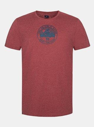 Červené pánské tričko LOAP Bede