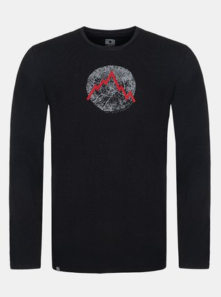 Černé pánské tričko LOAP Albert