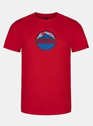 Červené pánské tričko LOAP Altair