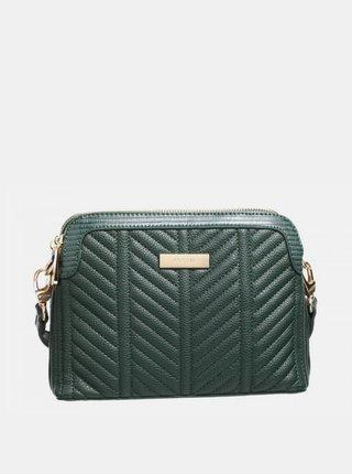 Zelená crossbody kabelka Bessie London