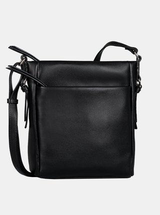 Čierna crossbody kabelka Tom Tailor