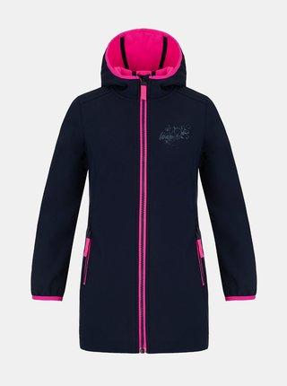 Tmavomodrý dievčenský kabát LOAP Logi