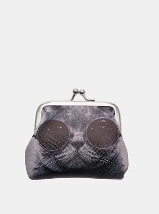 Fialová dámska malá peňaženka Clayre & Eef