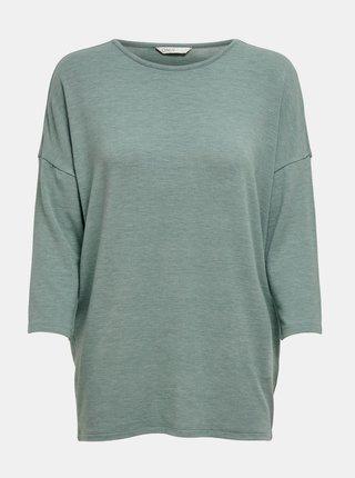 Zelený ľahký sveter ONLY Glamour