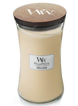 WoodWick vonná svíčka Vanilla Bean Classic velký