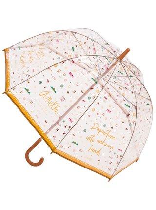 Anekke holový průhledný deštník Egypt