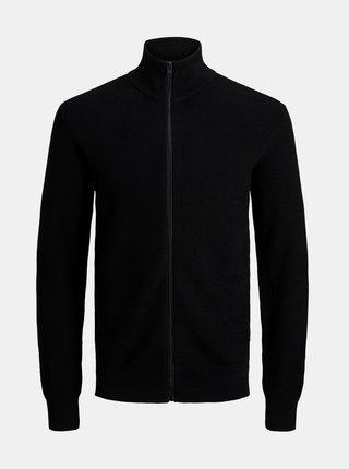 Čierny sveter Jack & Jones Outland