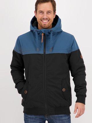 Jachete de iarna pentru barbati Alife and Kickin - negru, albastru
