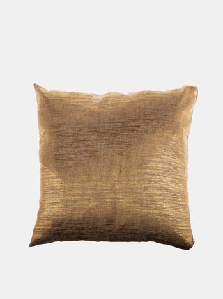 Povlak na polštář ve zlaté barvě Dakls