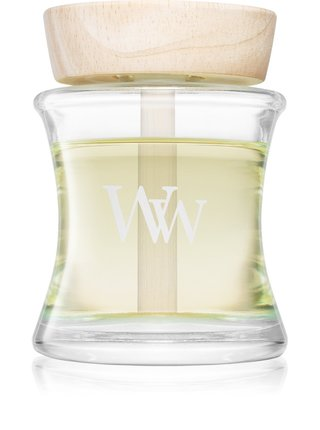 WoodWick aroma difuzér s dřevěným víčkem Fireside