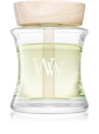 WoodWick aroma difuzér s dřevěným víčkem Island Coconut