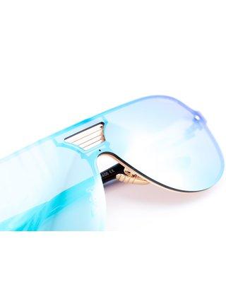 Verdster Blade pánské sluneční brýle modré/zlaté