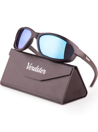 Verdster Airdam sportovní brýle REVO modré