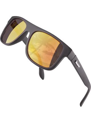 Verdster Islander sluneční brýle REVO oranžové